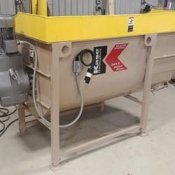 3413 Batch Mixer | Kase Conveyors