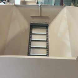 5343 B-Line Filler | Kase Conveyors