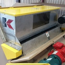 Top Hopper | Kase Conveyors
