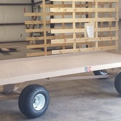 Tracking Trailer | Kase Conveyors